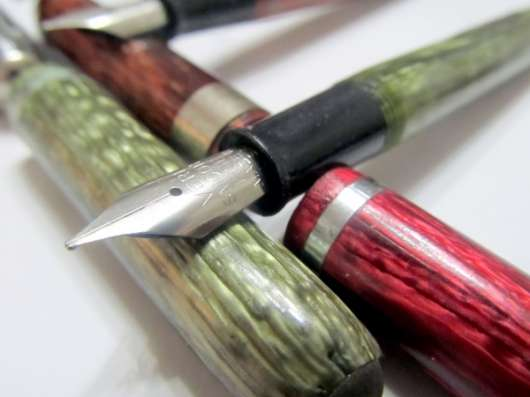 Перьевые ручки Арнольд старинные, 29-30 г.г. из США, купить в Екатеринбурге