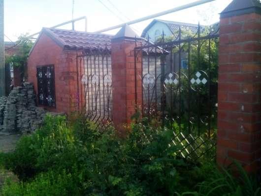 В станице Новопокровской дом 68 кв.м. на земельном участке 3 в Краснодаре Фото 1