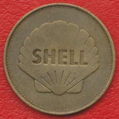 Жетон Shell Шелл Авиация Хенкель 178 1939