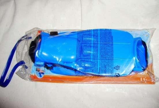 Ласты для плавания синие р35-37 новые