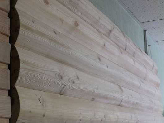 Блок Хаус Сибирская лиственница