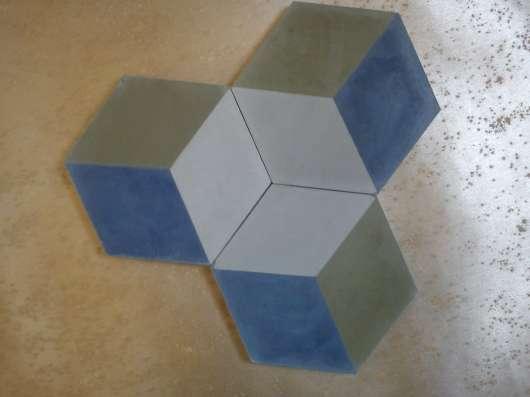 Плитка TESERRA cement tiles в Москве Фото 4