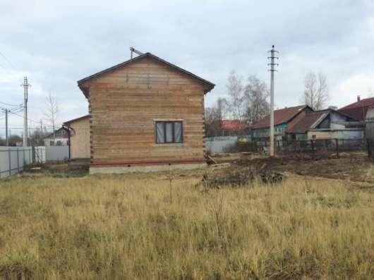 Продается 2-х этажный дом в д. Ямская (черта гор. Можайск) 95 км от МКАД по Минскому шоссе.