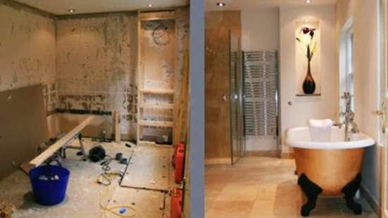 Сантехнические работы, ванна под ключ,ремонт квартир, офисов в Москве Фото 2