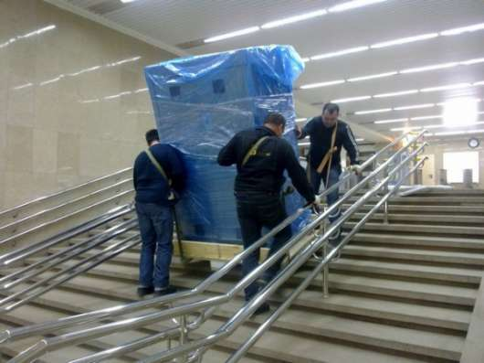 Такелаж крупногабаритных грузов в Красноярске Фото 4