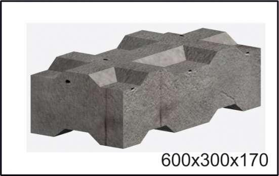 Стеновые блоки в г. Нефтекамск Фото 3