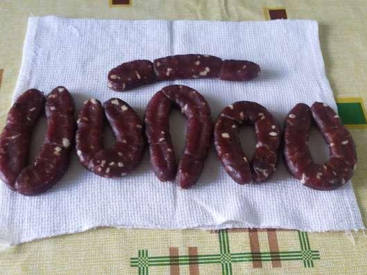 Производство и продажа экочистых сыровяленных колбас
