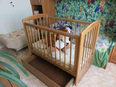 детскую кроватку Лель в Омске Фото 2