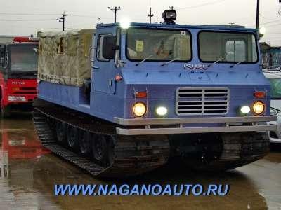 Снегоболотоход ISUZU SM50