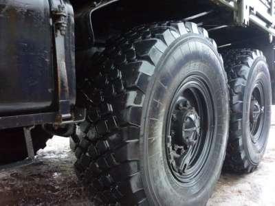 грузовой автомобиль УРАЛ 4320 борт с хранения