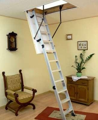 Чердачные лестницы oman в Волгограде Фото 2