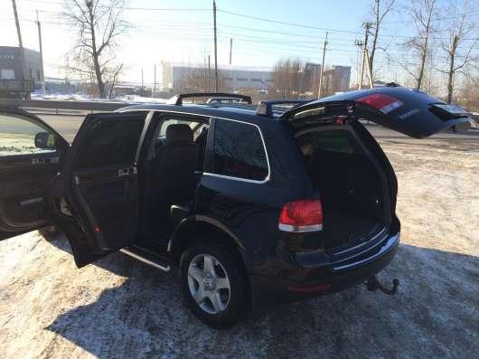 Продажа авто, Volkswagen, Touareg, Автомат с пробегом 270000 км, в Иркутске Фото 1