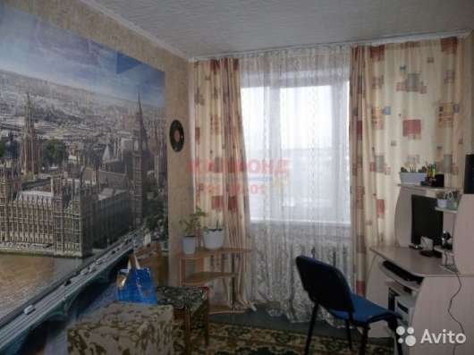 3 комн. квартра в Новосибирске Фото 1