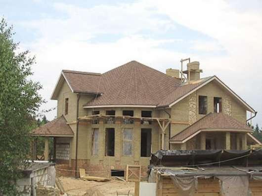 Строительство домов в Пушкино.Местная бригада Фото 1