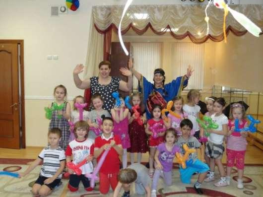 День рождения ребёнка! Клоуны. Аниматоры. Оформление шарами! в Ростове-на-Дону Фото 2