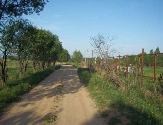 Продается земельный участок 10 соток под ЛПХ в д. Межутино, Можайский р-он, 143 км от МКАД по Минскому шоссе Фото 3