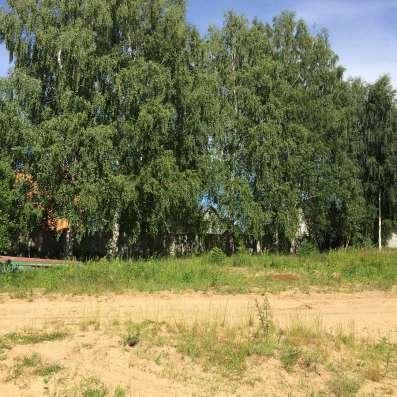 Участок на 1 береговой линии р. Волга