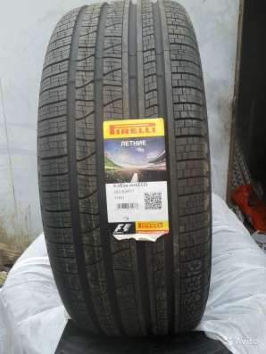 Новый комплект Pirelli 285 65 R17 ScorpionVerde в Москве Фото 1