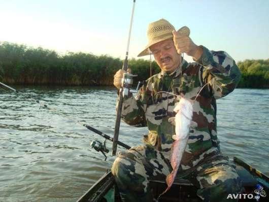 Рыбалка и Отдых в Ачуево Славянского района