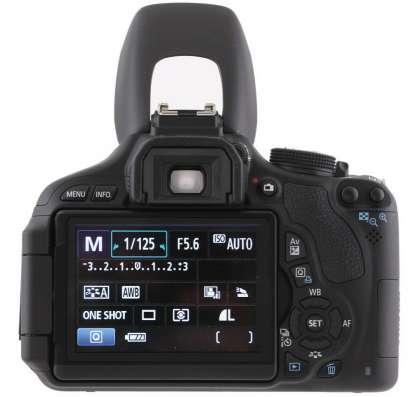 Фотоаппарат canon 600 D body