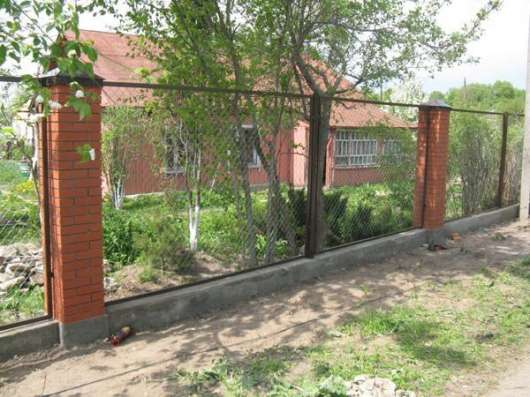 Секции заборные с доставкой в г. Луховицы Фото 1