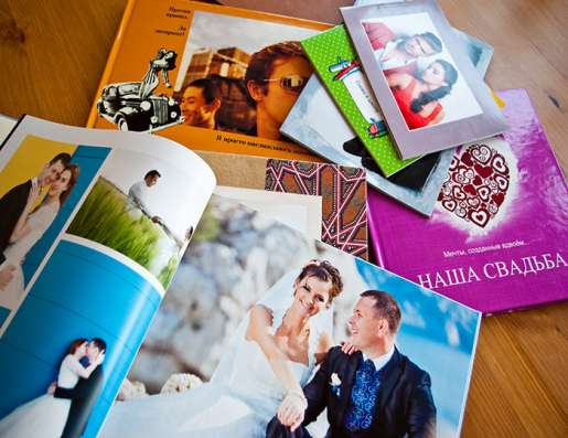 Дизайн и печать фотокниги
