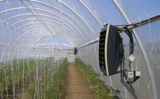 Система обогрева теплиц, ферм и т.п.современное оборудование