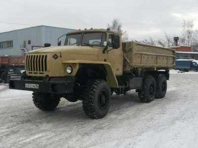 грузовой автомобиль УРАЛ 5557 самосвал
