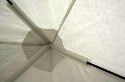 Палатка зимняя Медведь Куб 3 Трехслойная