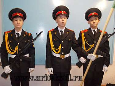 Кадетская парадная форма китель и брюки ARI кадетов