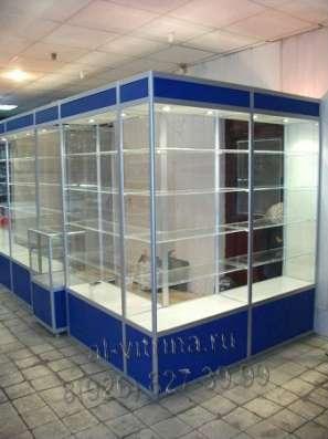 торговое оборудование Пристенный павильон в Москве Фото 4