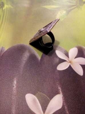 кольцо из состаренного метала в Санкт-Петербурге Фото 4
