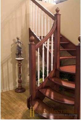 Красивые лестницы от производителя Новая Лестница в Зеленограде Фото 2