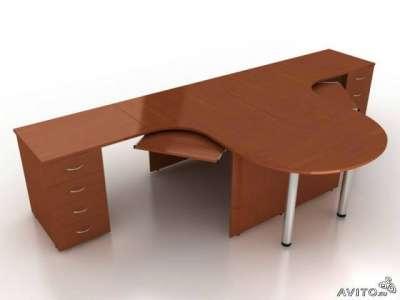Столы, стеллажи, тумбы и стулья МЕГА-ОФИС Столы и кресла