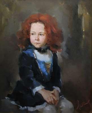 Портреты маслом на заказ