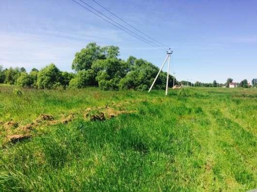 Продается земельный участок 12 соток в деревне Шиколово, Можайский район, 97 км от МКАД по Минскому, Можайскому шоссе. Фото 3
