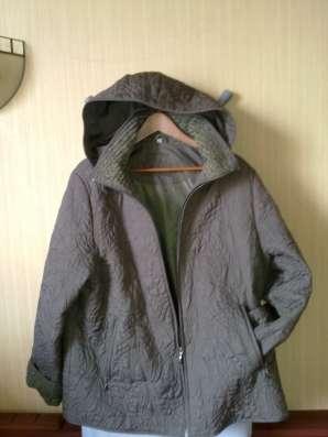 Куртка легкая, р. 52-54