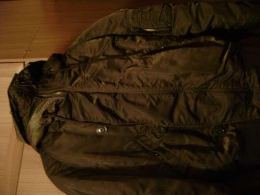 Куртка-Аляска N2B Alpha Industries