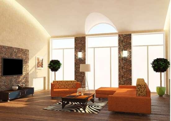 Выполню дизайн квартиры, дома, офиса, кафе, рестор в Москве Фото 1