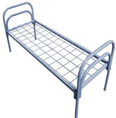 Кровати металлические одноярусные, кровати двухъярусные в Архангельске Фото 3