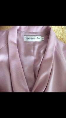 Новый костюм christian dior, оригинал, размер 44 в Зеленограде Фото 4