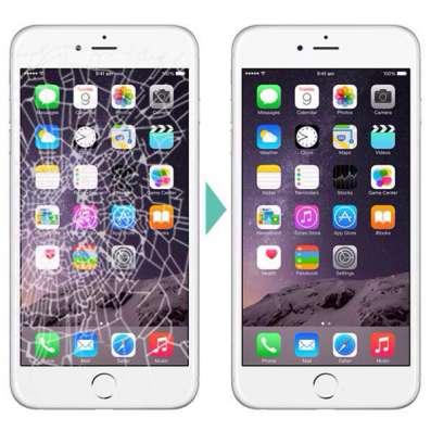 Замена дисплея айфон 4,4s,5,5s,6,6s6+
