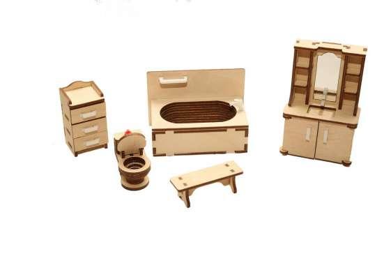 Мебель для Чудо-дома