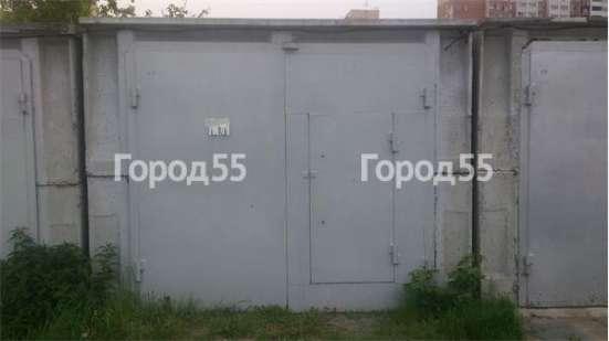 Ж/Б гараж мыльница без места в Омске Фото 1