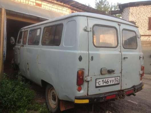 УАЗ-22069, буханка автобус