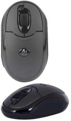 Беспроводная мини-мышь новая