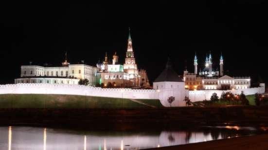 Казань из Оренбурга. Экскурсии, аквапарк