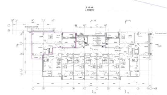 Продам 3-комнатный стройвариант