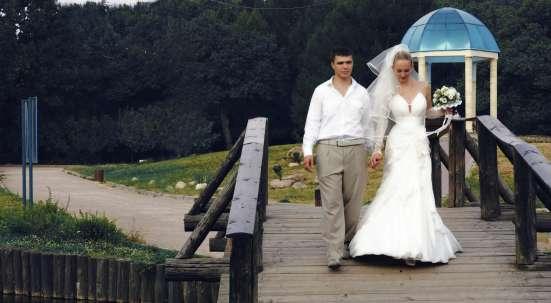 Профессиональная видеосъемка свадеб в Москве Фото 1