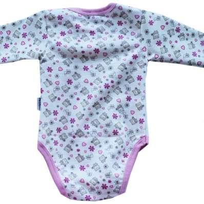 Детские боди для новорожденных
